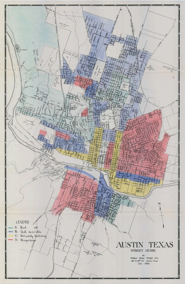 Best Redlining Maps Of US Cities Images On Pinterest Maps - Steel maps of us cities