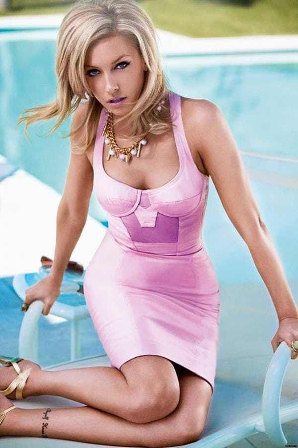 Near Nude Katie Cassidy Hot Pics Photos And Images