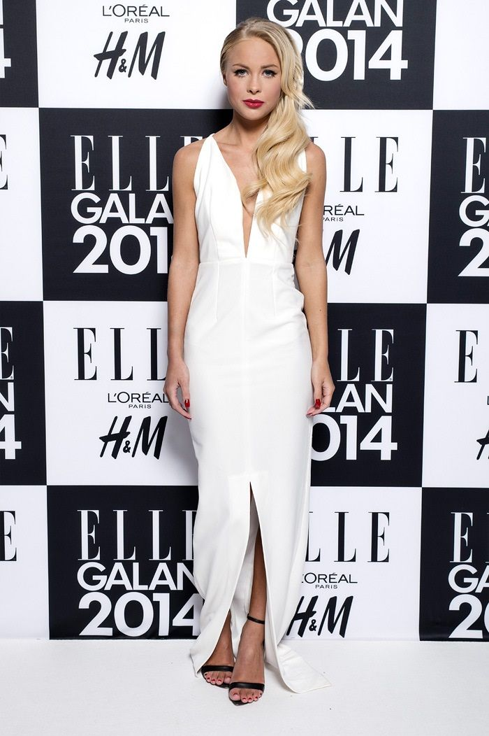 ELLE GALAN 2014: A Red Carpet Picture