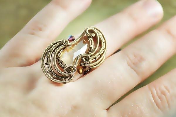 Die besten 17 Bilder zu Rings auf Pinterest | Handgefertigte Ringe ...