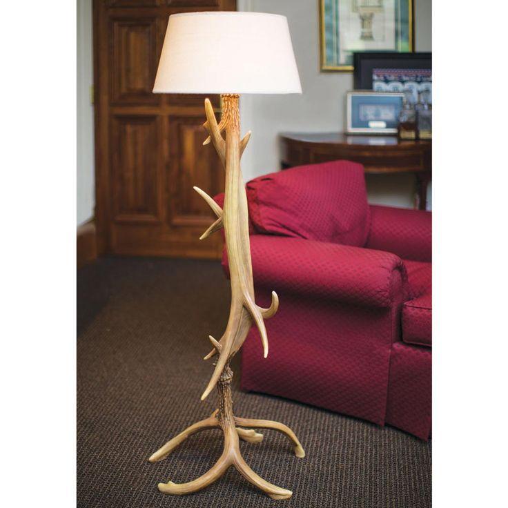 die besten 25 geweih lampe ideen auf pinterest geweih dekorationen hirschgeweih lampen und. Black Bedroom Furniture Sets. Home Design Ideas