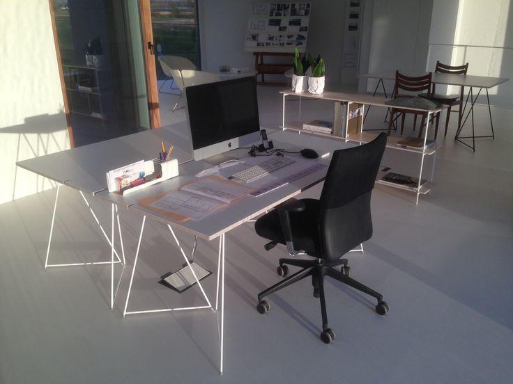 Architect studio.