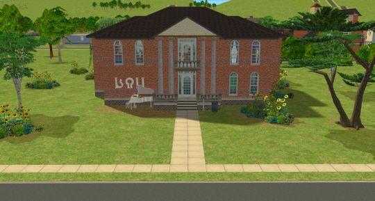 Kat's Simming Adventures  Sim State University