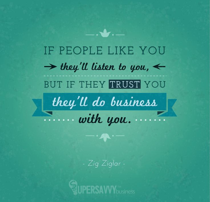 Trust In Business Quotes: 1000+ Images About Quote Of The Week! On Pinterest
