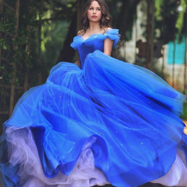 Evening Princess Dresses