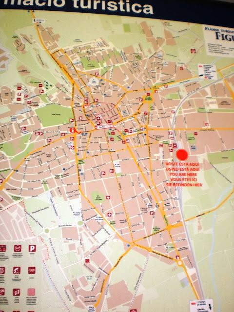 Penny In Wanderland: Μονοήμερη στην πόλη Figueras, τη γενέτειρα του Sal...