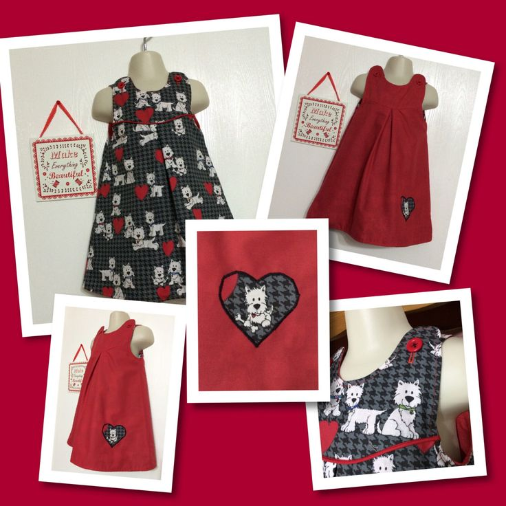 A personal favourite from my Etsy shop https://www.etsy.com/uk/listing/461148056/baby-toddler-dress-pinafore-dress-size-2