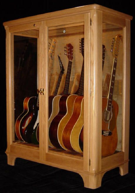 1000+ images about Guitar Display Cabinets on Pinterest ...