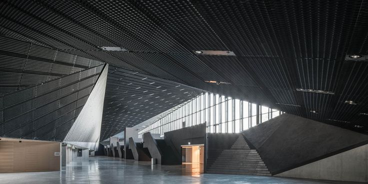Gallery - Katowice International Conference Centre / JEMS - 12