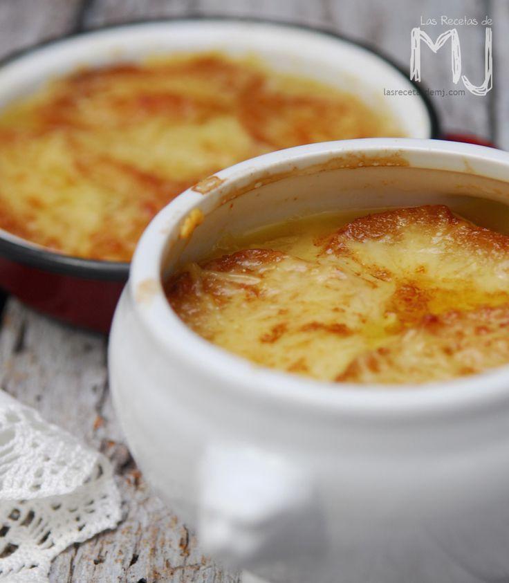 Otra receta tradicional francesa, que se ha extendido por todas partes como la pólvora, con ingredientes (esta vez no hay excusas) tan b...