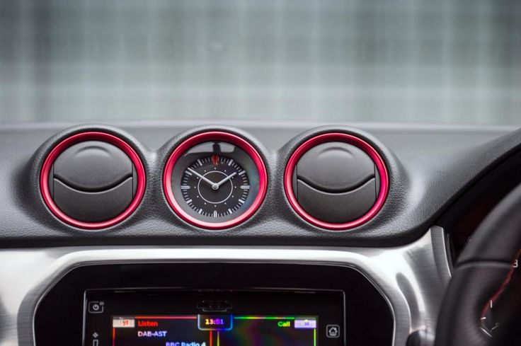 Suzuki Vitara S Boosterjet Compact SUV Details