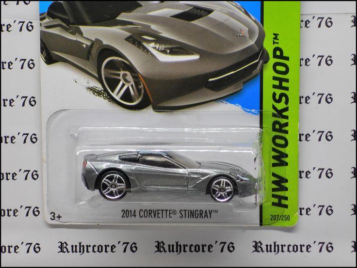 Hot Wheels Corvette Stingray 2014 Juegos y juguetes