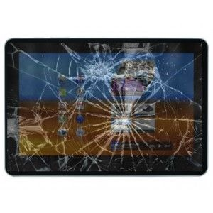 Don't throw away your broken tablet, get it repaired. #Samsung #galaxy #tablet