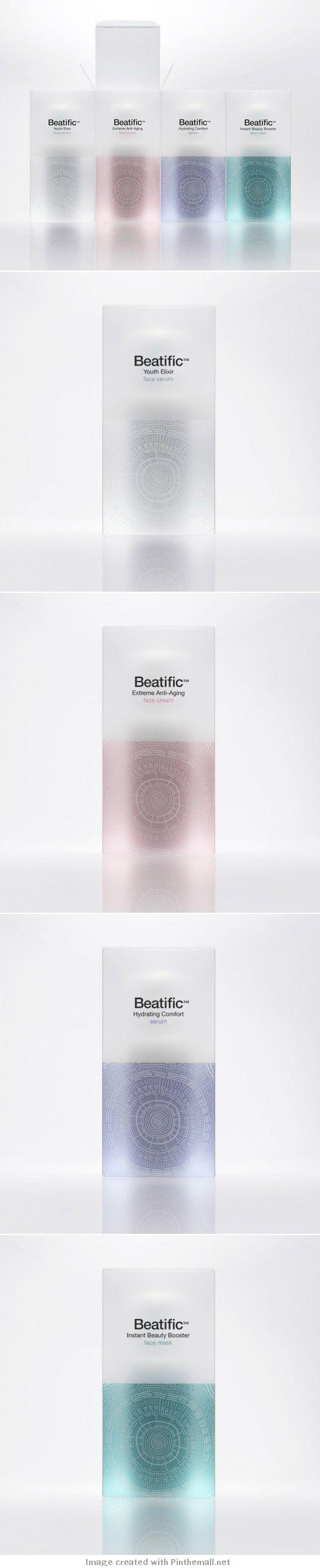 Beatific この透け感は、相当調整しただろうなぁ。 上質さがうまく出ている。