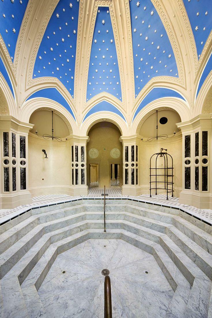 Rácz Thermal Bath, Hungary