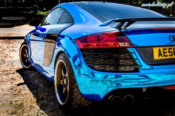 Audi TT Monster Wraps