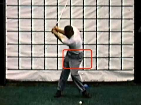 Arnold Palmer Hip Speed = Effortless Swing Speed #itsallinthehips #golfswing #kinematicsequence