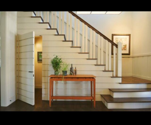 Cute under the stairs ideas