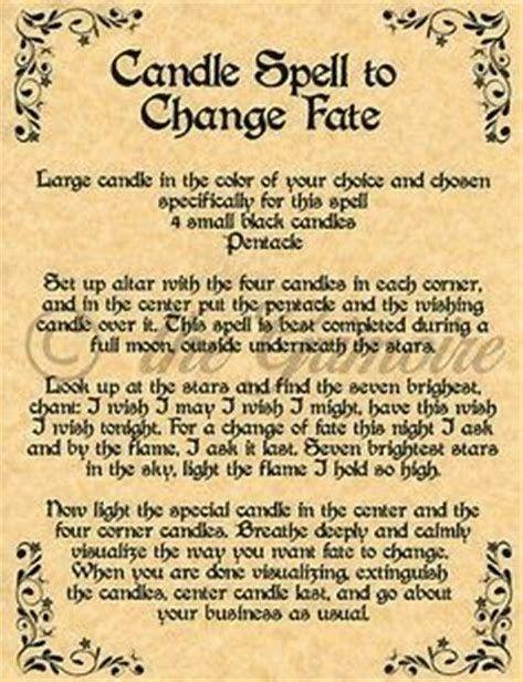 Change fate