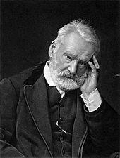 """Victor Hugo, Escritor (1802-1885) Francés.  Autor de: """"Los Miserables"""""""
