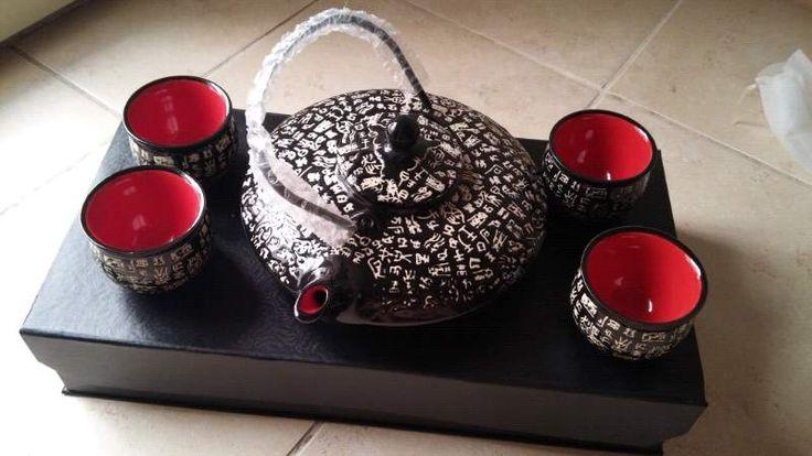 Tegliera tazze cinesi porcellana antica