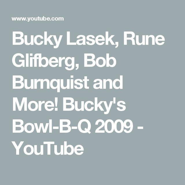 Bucky Lasek, Rune Glifberg, Bob Burnquist and More! Bucky's Bowl-B-Q 2009 - YouTube