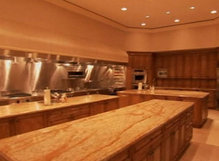 Spelling Kitchen The Manor Los Angeles California