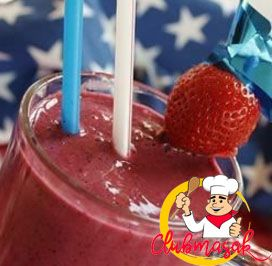 Resep Smoothie Strawberry Kiwi Cokelat, Resep Minuman Untuk Berbuka Puasa, Club Masak