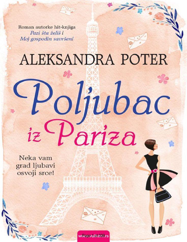 Alexandra potter poljubac iz pariza