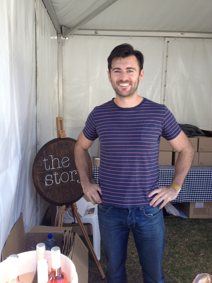 Rory Lane from The Story #grampians #wine