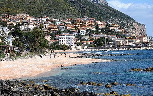 Cala Gonone, Sardinia Italy