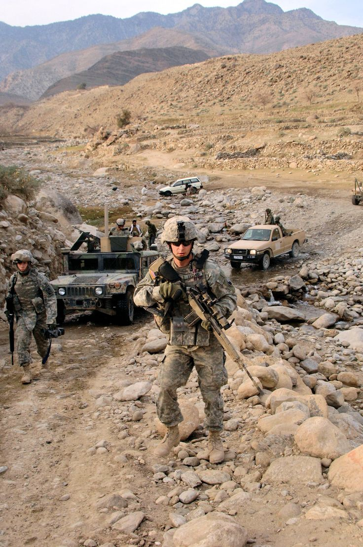 Soldiers (US) - Afghanistan
