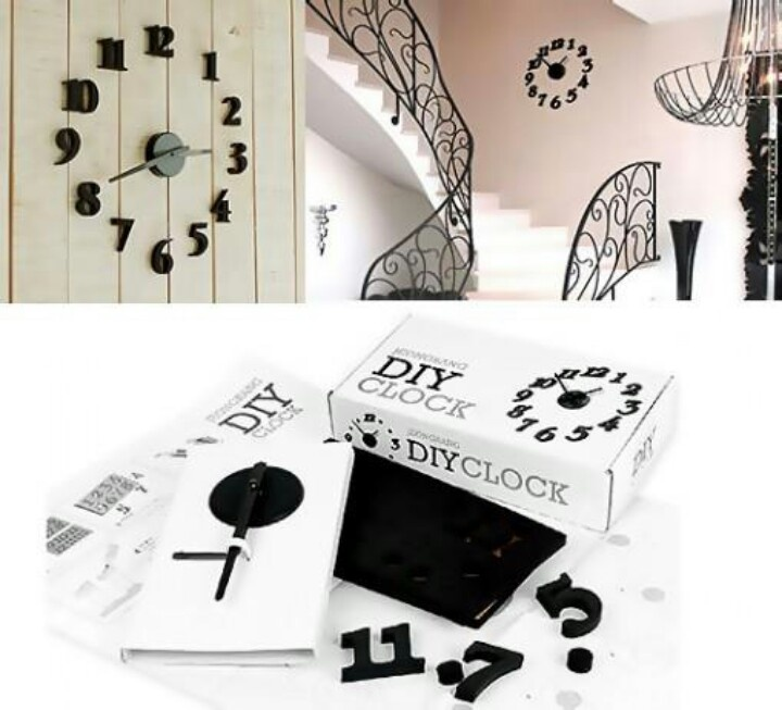 a wall clock is one decor element just about every home or room should have this diy clock makes a stunning focal point in any interior
