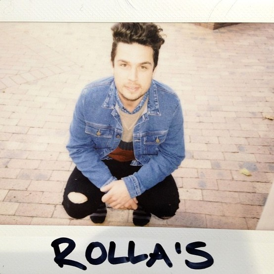 JP | Rollas Man. #menswear #style #streetstyle #mornington #rollas #denim #vanishingelephant #knit #Polaroid #hermanstore