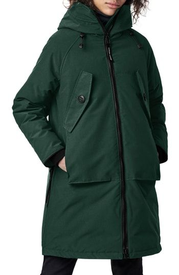 New Canada Goose Olympia Down Parka women s coats Jacket online.   950   from top 71f7ce90d2