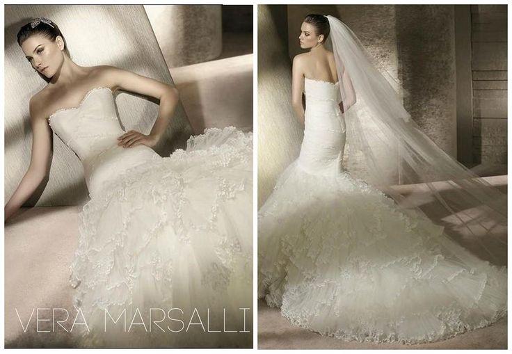 Svatební šaty - Bridal Gowns www.verama.cz