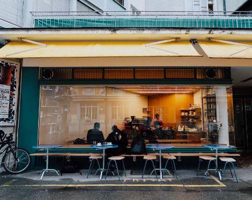 NEU in der Stadt: COFFEE in Zürich – Café-Oase des Glücks