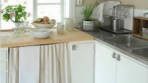 Resultado de imagen para varão para cortina de pia de cozinha