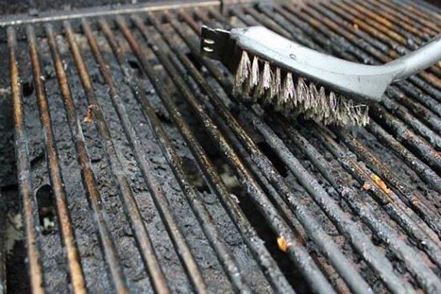 Grilltips: Hold din grill ren. Her er grilltips til hvordan du holder din grill ren. #grilltips #grill #rengøringafgrill #madpågrill #grillmad