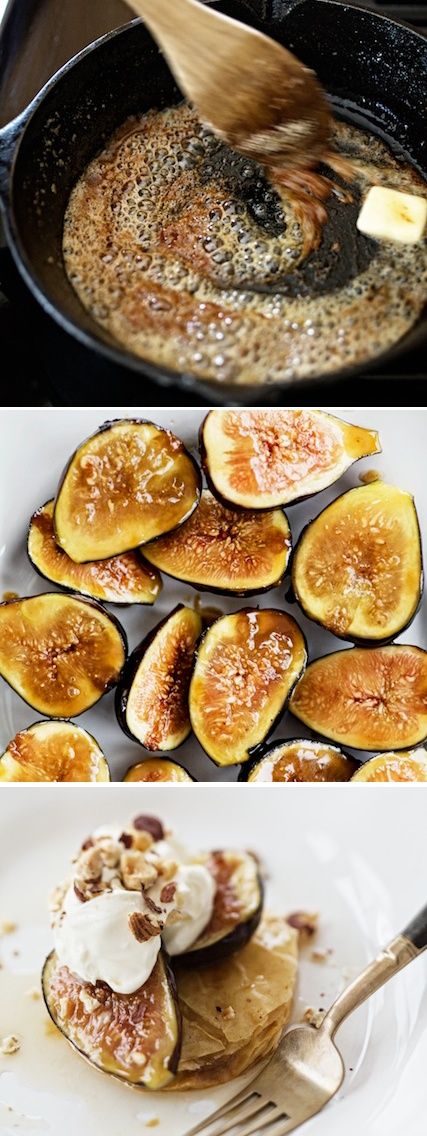 ... Fig recipes to try / make on Pinterest | Roasted figs, Fig jam and