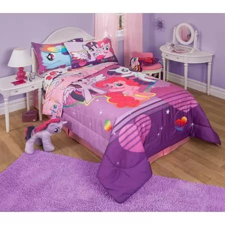My Little Pony Twin/Full Bedding Comforter