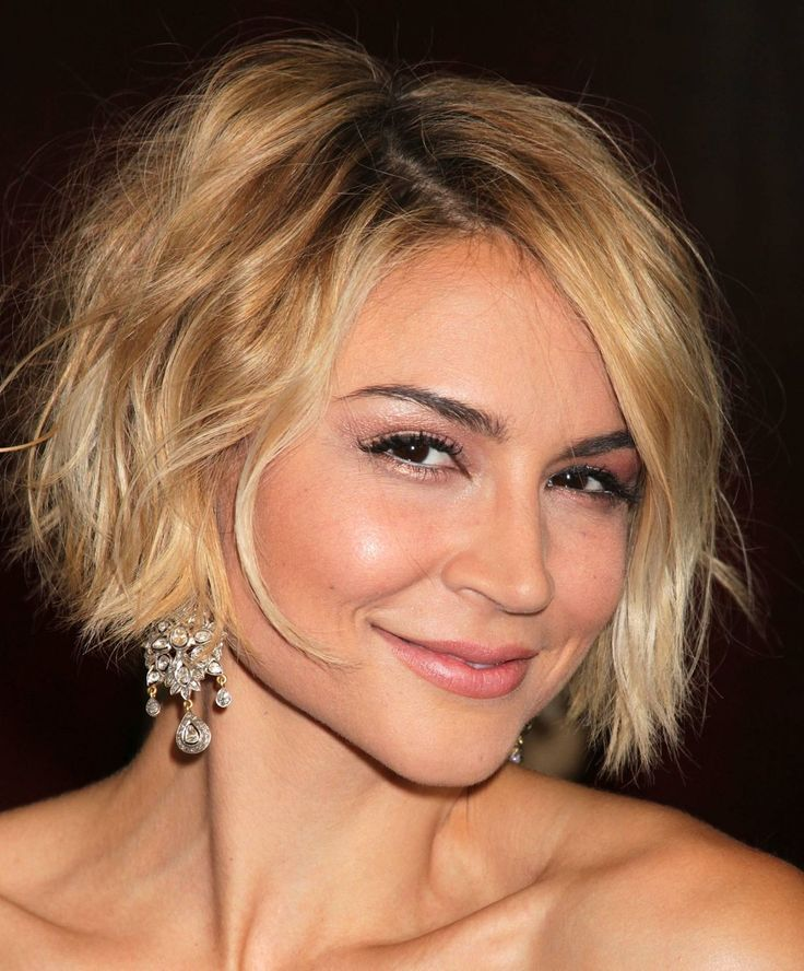 17 Best Images About Hair On Pinterest Shaggy Bob Hairstyles