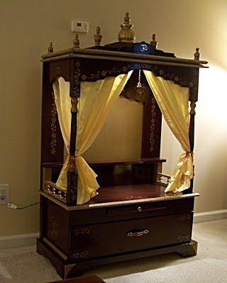 7 Best Pooja Mandir Images On Pinterest Mandir Design Pooja Rooms And Altars