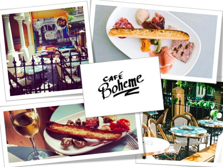 Café Bohème: Potts Point