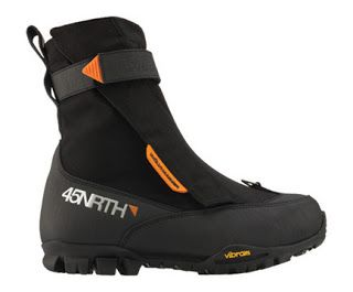 Appalachian Mountain Club's Equipped: The Warmest Winter Cycling Shoes? The Wölvhammer Boot from 45North