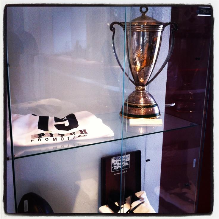 Au club-house de Brive on se souvient de la coupe d'Europe de 1997...