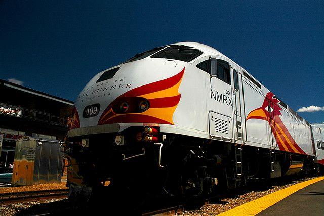 Happy Birthday Dear Rail Runner . . . | New Mexico - USA=Land of Enc ...