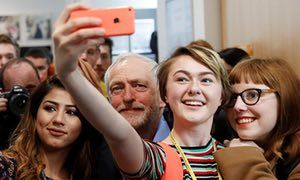How Jeremy Corbyn turned a youth surge into general election votes - Labour outmanoeuvred the Conservatives with digital knowhow, an army of activists, a sense of humour and a new political vision