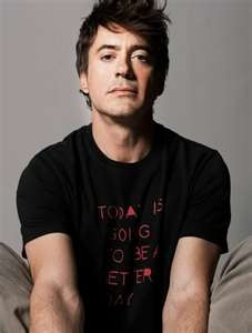 Robert Downing Jr....to begin my fetish with older men.....