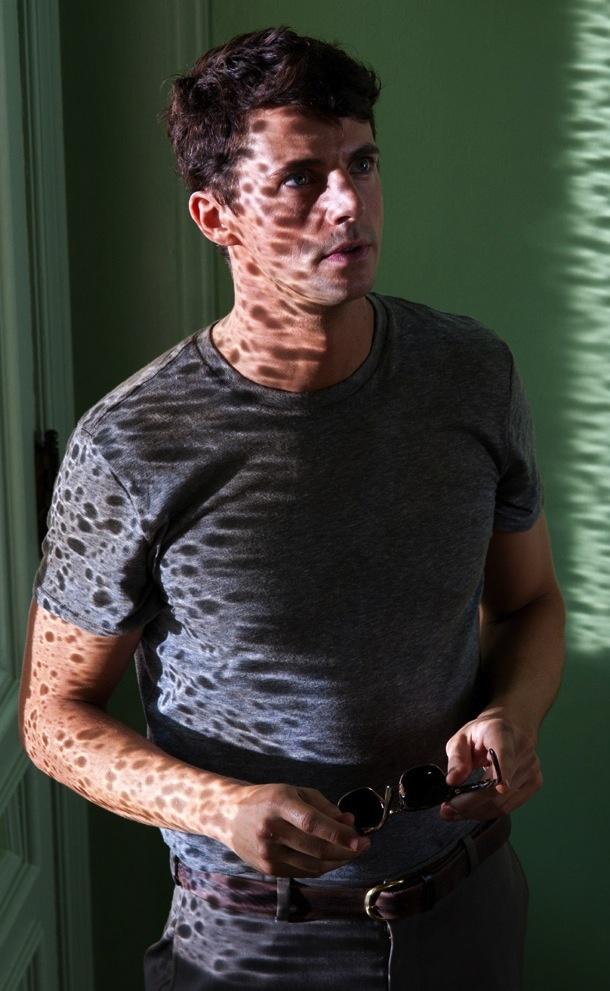 Matthew Goode in Stoker (2013) / director of photography Chung-hoon Chung